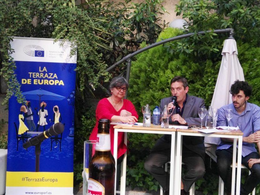Terraza europa europa y el desempleo juvenil europe stas for Terraza significado